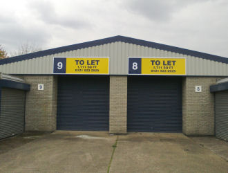 Industrial Units To Let in Stechford