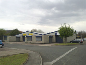 Industrial Units To Let Near Birmingham