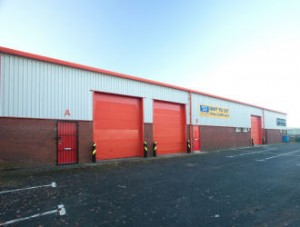 Industrial/Warehouse Units To Let Newcastle