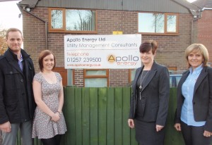 Northern Trust Teams up with Apollo Energy