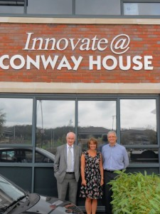 Whittle Jones Welcome RAIH to Innovate @ Conway House