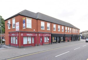 Retail & Office Units To Let Widnes