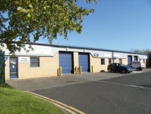 Industrial units to let Chester le Street