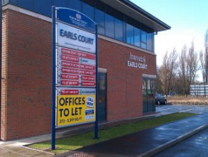 Offices suites to let Grangemouth
