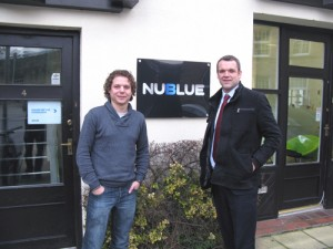 Whittle Jones Welcome NuBlue to Waterview