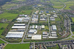Number One Industrial Estate Consett