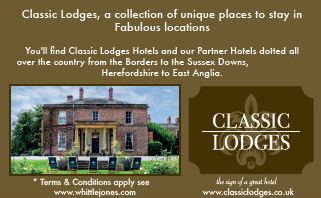 Classic Lodges £50 Voucher Offer