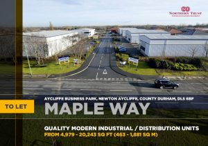 Maple Way, Aycliffe Business Park