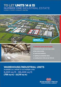 Units 14 and 15 Number One Industrial Estate