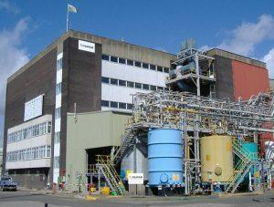 Fujifilm's Grangemouth Plant