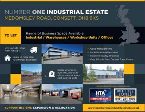 Number One Industrial Estate, Consett