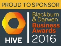 Hive: Blackburn & Darwen Business Awards 2016